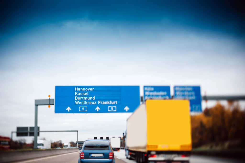 cars-and-lorry-on-autobahn