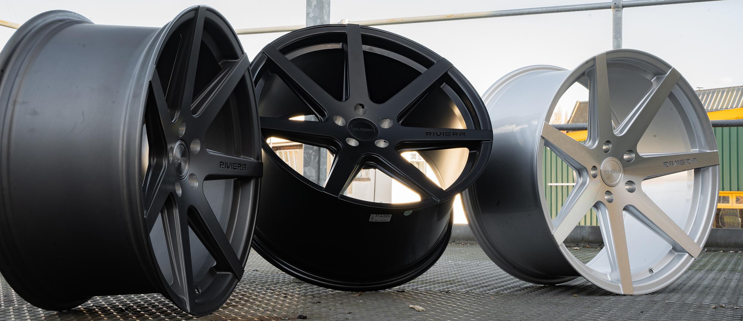 Riviera RV177 Deep Concave Cast Alloy wheel
